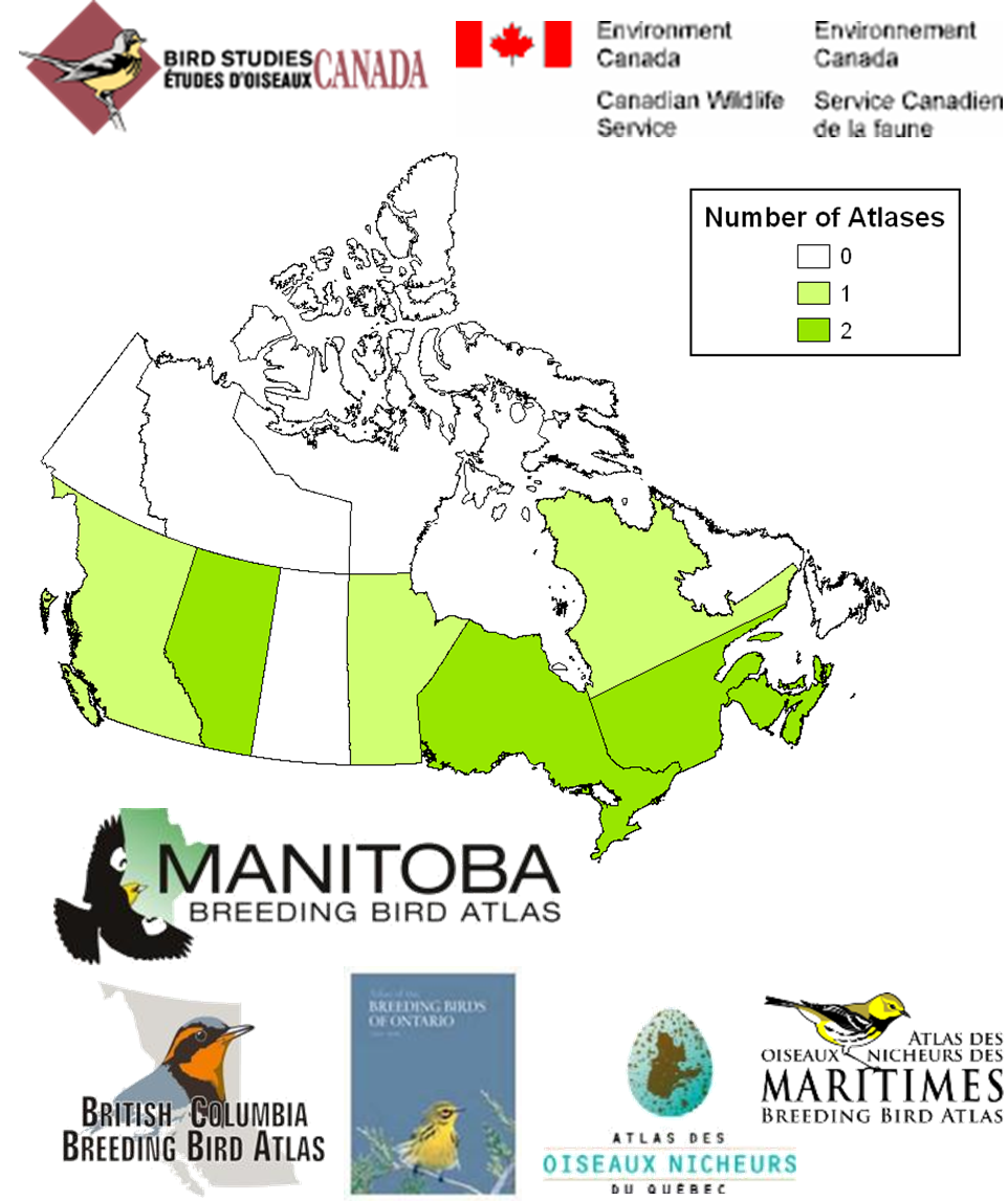 Canadian Atlases