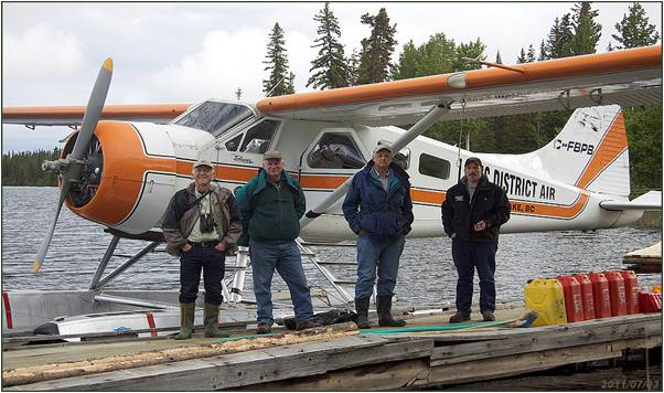 Float plane Atlassing
